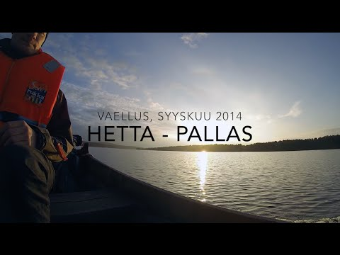 Hetta - Pallas -vaellus