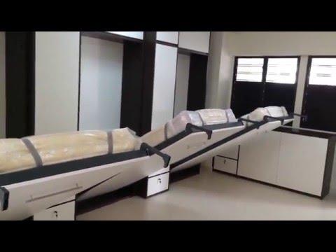 Elderly Homes.HDB 1 Room. Hidden Bed. HiddenWallbed. Wall Bed. Space Saving Bed.