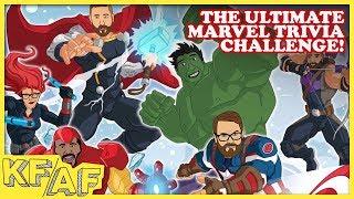 Marvel Trivia Challenge - KF/AF (Ep. 16)