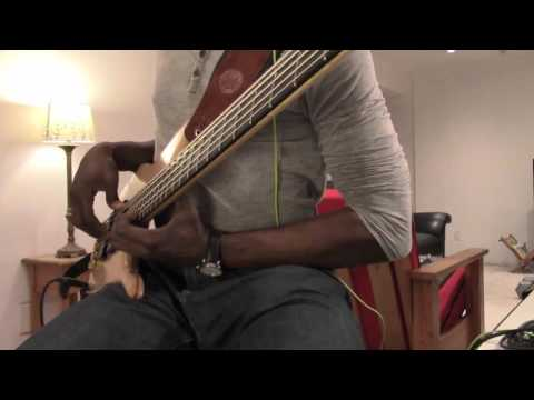 You are God Alone (William McDowell)- Bass Cover
