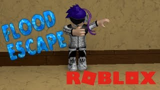 ROBLOX-FLOOD ESCAPE 2 OR NOT WORTH PLAYING?!! 🎮
