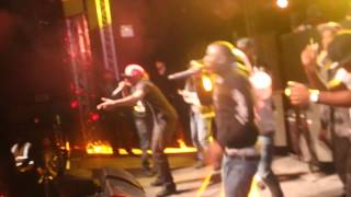 Sneakbo Ft Timbo, Sho Shallow, Cass, Mitch YG Concert (Live In Hertfordshire)