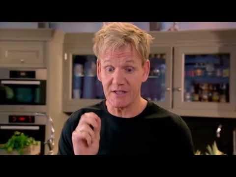 Gordon Ramsay's ultimate vegetarian lunch (edited)
