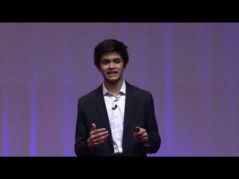 The Dangers of AI: Is Technology Running Us? | Neil Deshmukh | TEDxLehighRiverSalon
