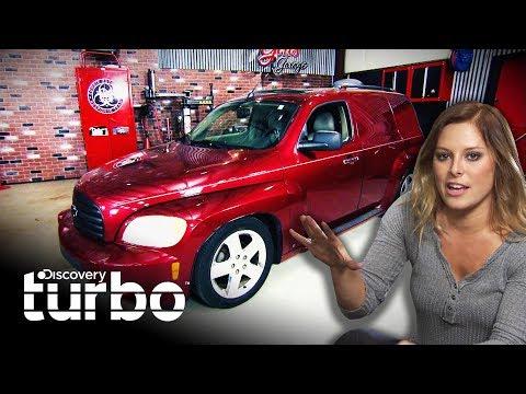 Vamos Restaurar A Chevrolet HHR!   As Mecânicas   Discovery Turbo Brasil