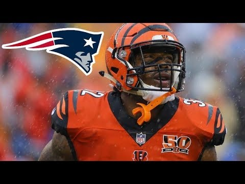 EWW NEW ENGLAND? PATRIOTS SIGN FORMER BENGALS RB JEREMY HILL
