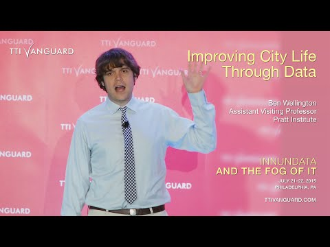 Ben Wellington - Improving City Life Through Data - YouTube
