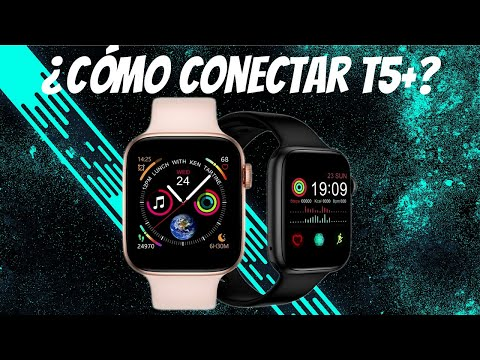 ¿ Como conectar Series 5 (T5+) al celular ? from YouTube · Duration:  4 minutes 56 seconds