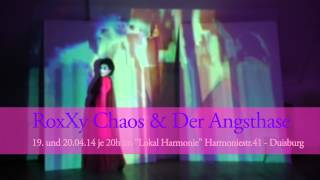 RoxXy Chaos & der Angsthase  -  Lipstick Traces On A Cigarette TEASER 2