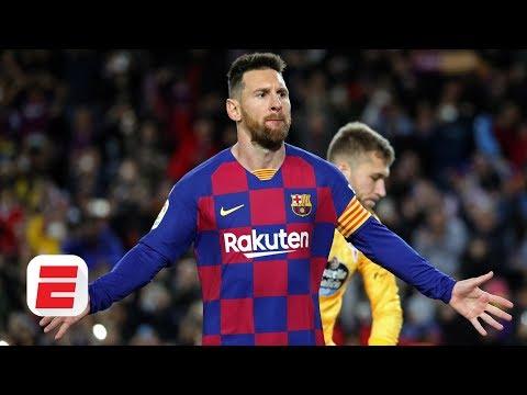 Barcelona & Ernesto Valverde's overreliance on Lionel Messi isn't a good thing – Sid Lowe | La Liga