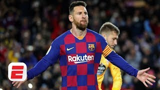 Ernesto Valverde & Barcelona's overreliance on Lionel Messi isn't a good thing – Sid Lowe | La Liga