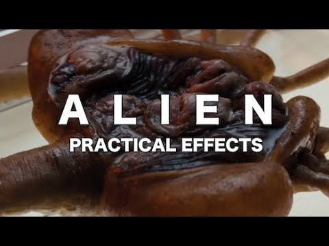 10 Brilliant Practical Effects from Alien (1979)