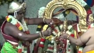 Celestial wedding of Hindu gods attracts thousands to south India temple