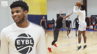 Jaden Hardy #1 Ranked HS Guard GOES OFF at Pro Run with Lance Stephenson in Las Vegas