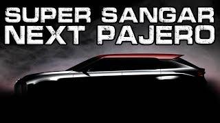 MAKIN SANGAR NEXT PAJERO | GT PHEV BEST FUTURE SUV