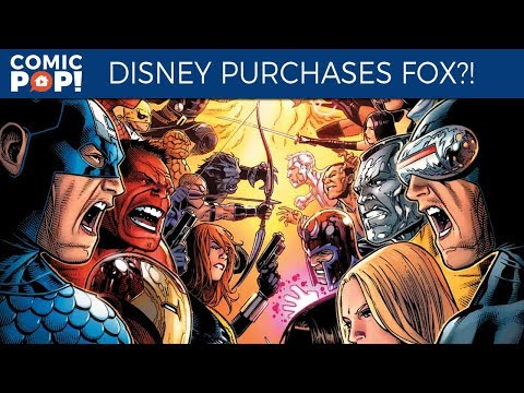 Disney Buys FOX: Our Opinions and Reactions #ElseworldsExchange