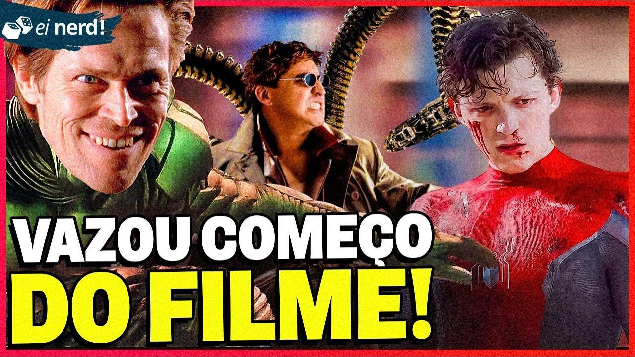 Download BOMBA! VAZAM OS PRIMEIROS 30 MINUTOS DE HOMEM ARANHA 3