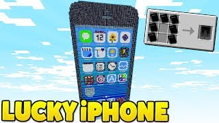 SUPER iPHONE LUCKY BLOCKS BATTLE