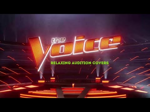 RELAXING VOICE AUDITIONS IN THE VOICE REUPLOAD  THE VOICE MASTERPIECE
