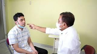 Pemeriksaan Nervus Cranialis - Dr. dr. Syahrul, Sp. S (K)