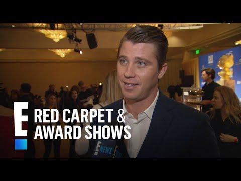 Garrett Hedlund Gushes Over Mary J. Blige 2018 Globe Nom  E! Live from the Red Carpet