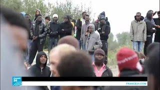 مخاوف بشأن مصير أكثر من 1300 لاجئ قاصر في مخيم كاليه