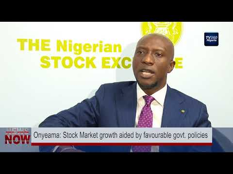 Why Nigerian Stock Exchange is recording growth in 2018 - NSE CEO
