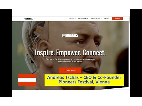 Vienna :: Andreas Tschas - Pioneers - Startup Marketplaces - Feb 22 2016