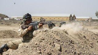 أمريكا سترسل 450 عسكريا لدعم القوات العراقية  11-6-2015