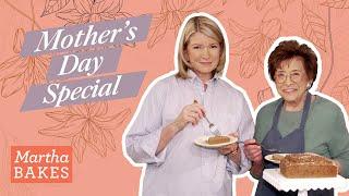 Martha Stewart's Mother's Day Brunch 9-Recipe Special (With Big Martha!) | Martha Bakes