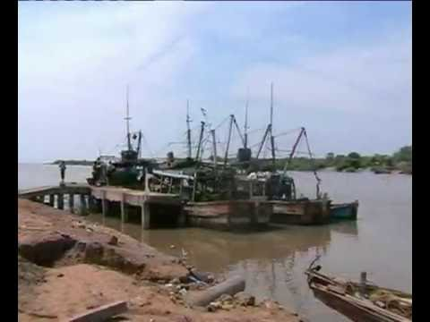 GUNTUR NIZAMPATNAM SEA PORT VIS