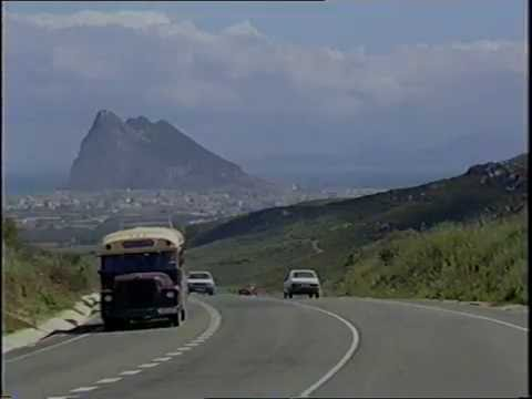 Gibraltar - British overseas territory - 1989