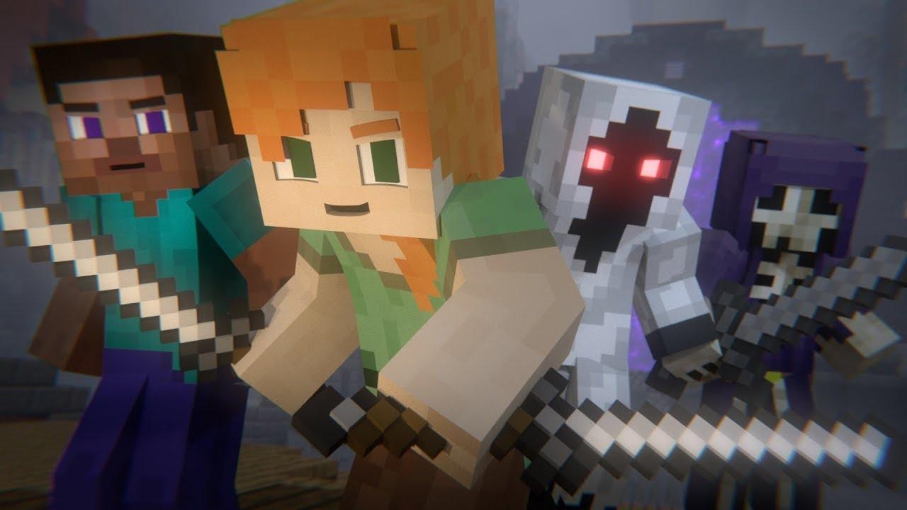 Animation Life 2 Part 2 Minecraft Animation YouTube