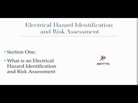 Electrical Hazard Identification And Risk Assessment Preview