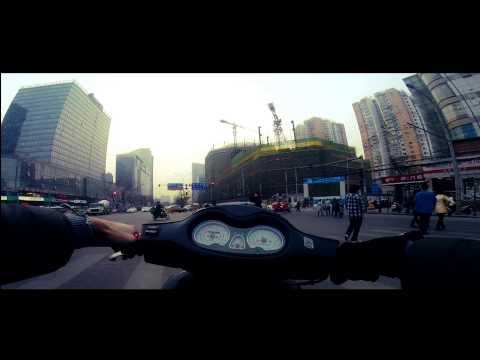 Chaoyang Road Beijing