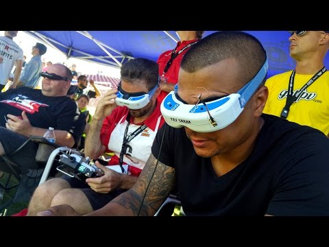 FPV Quadcopter Racing at the Drone Nationals!