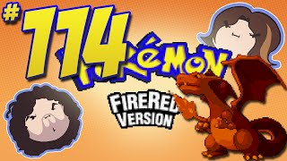 Pokemon FireRed: Dead or Alive - PART 114 - Game Grumps
