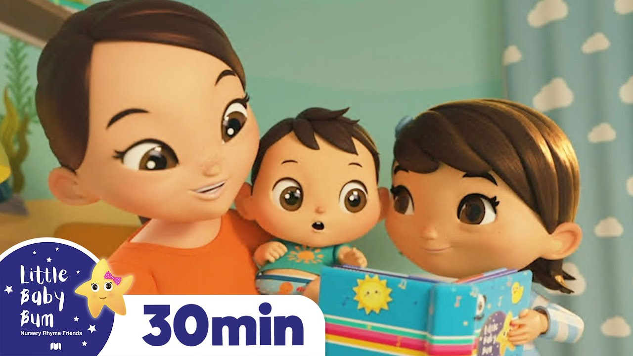 I Love Family Time + More Nursery Rhymes & Kids Songs - Little Baby Bum