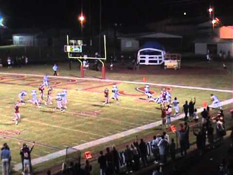 "Thomas ""byrd"" Crouch football highlights"