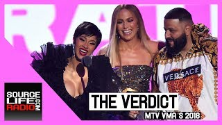 The Worst & The Best of MTV's VMA's 2018 | The Verdict