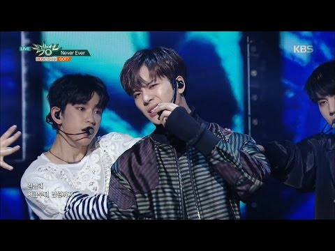 Thumbnail: 뮤직뱅크 Music Bank - Never Ever - GOT7.20170331