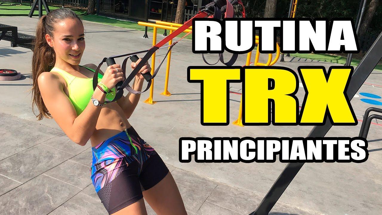 trx que es entrenamiento