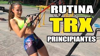 rutina trx para principiantes    8 ejercicios bsicos con trx training