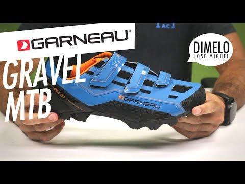 Zapatillas de MTB Louis Garneau Gravel | Pt.1