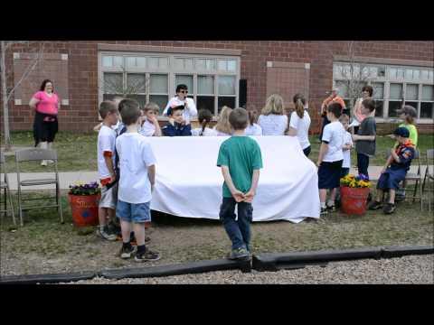 Lunenburg Primary School Buddy Bench Dedication