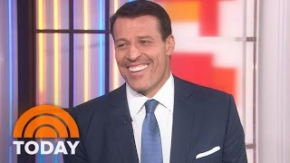 Tony Robbins Talks About Documentary 'I Am Not Your Guru' (But Is He?) | TODAY