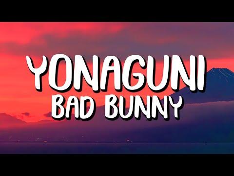 Download Bad Bunny - Yonaguni (Letra/Lyrics)