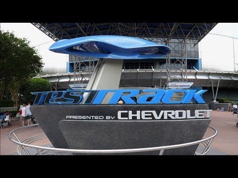Test Track At Epcot- 2019 4K Tour And Full On-Ride POV | Walt Disney World Orlando Florida