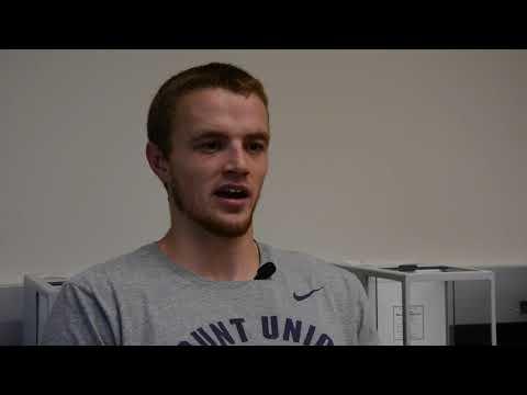 Mount Union Student-Athlete Spotlight - Thomas Mason '18