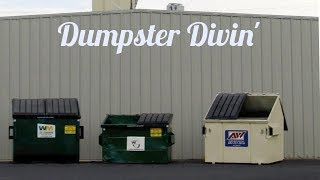 Dumpster Diving Apartment Complexes!